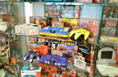 Retro videogames and consoles for sale. The Retro Video Game Museum | Sydney | The Gamesmen