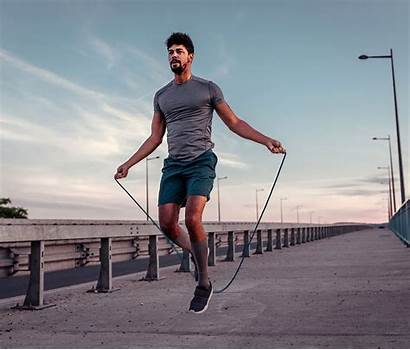 Rope Jumping Benefits Without Belly Exercise Fat