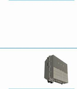 Altiostar Networks 22490500 Lte Band 5 Remote Radio Head