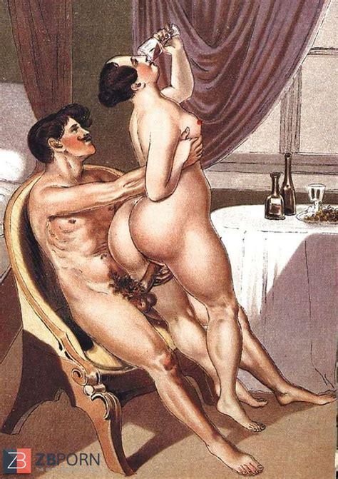 Vintage Erotic Art Zb Porn