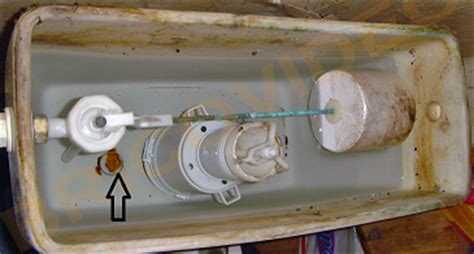 fuite eau wc conseils pour r 233 parer une fuite eau de wc