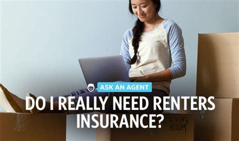 Do I Need Renters Insurance If I Don't Own Much?