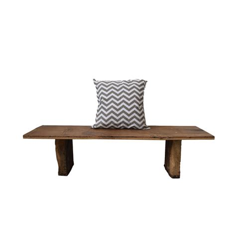 using a bench as a coffee table handmade reclaimed wood bench coffee table all things