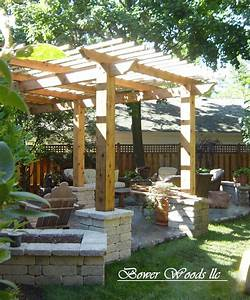 4 Pergola Ideas For Front Of House