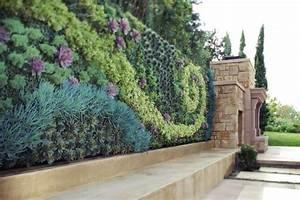 Mur Vegetal Exterieur : un mur v g tal c est quoi mur mure vegetal ~ Melissatoandfro.com Idées de Décoration