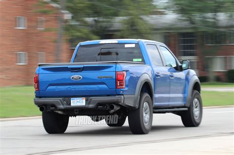 New 2018 Ford Raptor And 2019 Ford F-450 Spied In Dearborn