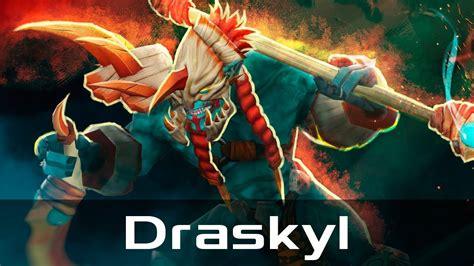 draskyl huskar mid jan 3 2019 dota 2 patch 7 20 gameplay youtube