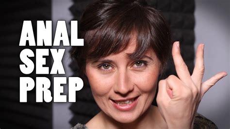 Anal Sex Prep Youtube