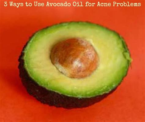 different ways to cook avocado 3 simple ways to use avocado oil for acne blackheads enlarged pores