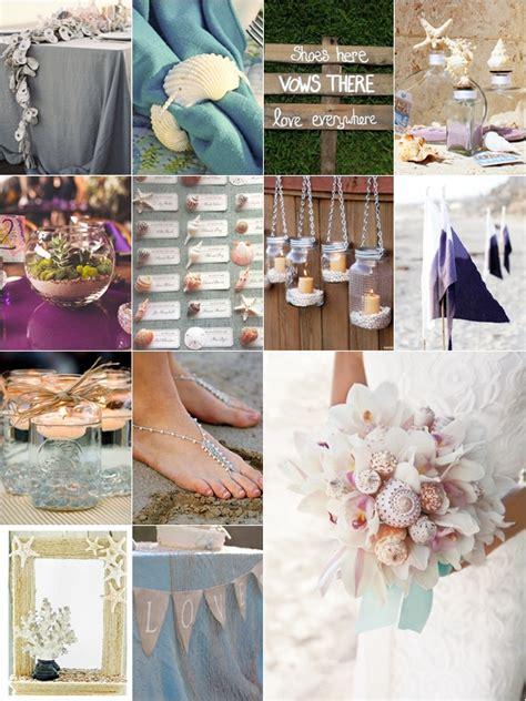 25 beach themed wedding projects diy ideas wedding