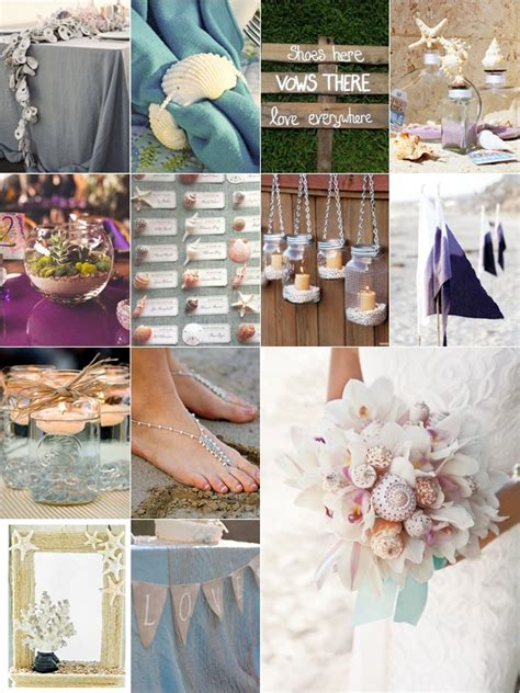 25 Beach Themed Wedding Projects & DIY Ideas Archives