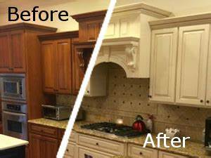 Repainting Kitchen Cabinets Specialized Refinishing Co