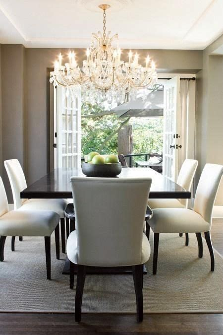 dining rooms white dining rooms  crystal chandeliers