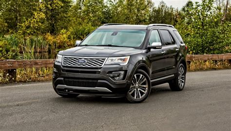 2019 Ford Explorer  Rear Images  New Car Release News