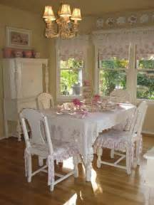 dining room shabby chic vintage pinterest