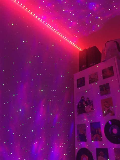 galaxy room   neon room aesthetic room decor