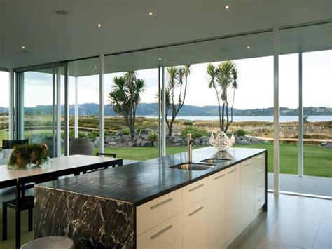 single level beach house   zealand idesignarch