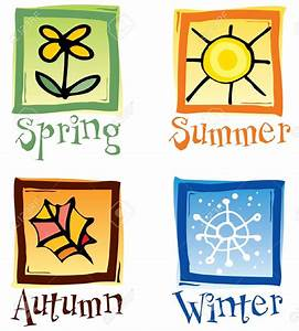 four seasons clipart free - Clipground
