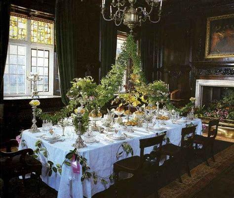 edwardian style table settings visit blogginghouseplants