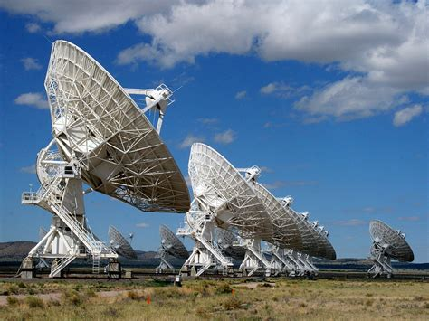 The Very Large Array   The Very Large Array (VLA) is a ...