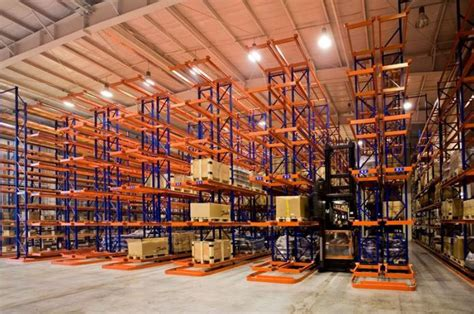 narrow aisle vna pallet racking storeplan