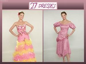 27 dresses wedding movies wallpaper 7428849 fanpop With 27 dresses wedding dress