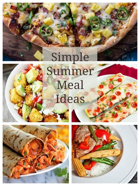 easy meal ideas meal ideas driverlayer search engine