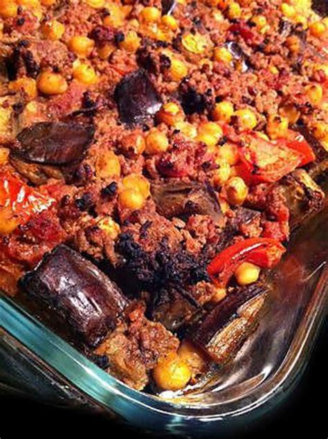 cuisine libanaise aubergine recette de quot moussaâ badhinjan quot moussaka libanaise avec