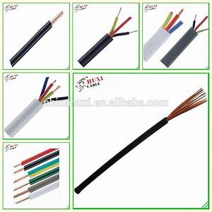 Round Wiring Copper 2.5mm Electrical Cable Price,Types ...