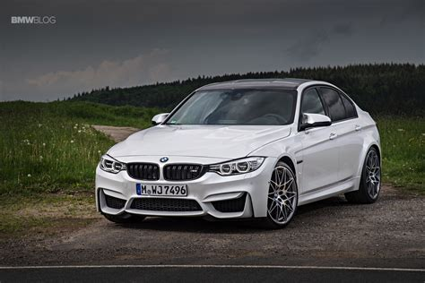 First Drive 2016 Bmw M3 Competition Package