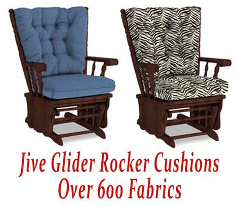 Best Chairs Inc Glider Rocker Cushions by Glider Rocker Cushions For Jive Chair