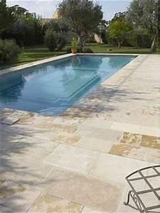piscinesmargelles de piscinesdallage de terrassepiscine With piscine en pierre naturelle