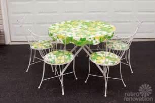 16 vintage homecrest patio set all original magically delicious retro renovation
