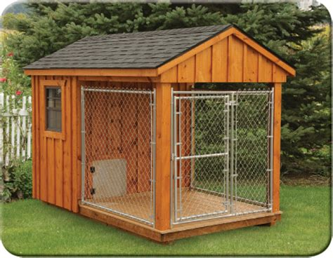 amish dog kennels  sale  nj   woodworking