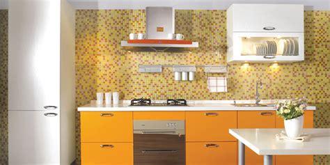 yellow kitchen tile 海尔两款时尚橱柜评测 理家城 卫浴导购平台 1221