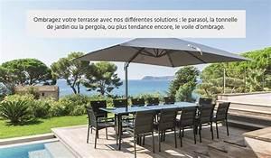 Table Pour Terrasse : parasol tonnelle hesperide pour jardin et terrasse prix mini ~ Teatrodelosmanantiales.com Idées de Décoration