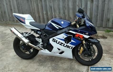 Suzuki 750 Gsxr For Sale suzuki gsxr 750 k4 2004 gsx r for sale in australia