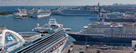 Fort lauderdale cruise ship terminal
