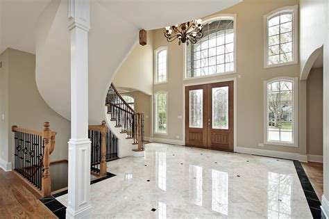 foyer marble tile ideas 36 different types of home entries foyers mudrooms etc
