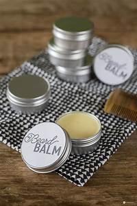 Kleine Geschenke Für Männer : diy beard balm bart balsam selbermachen liebliches pinterest ~ Watch28wear.com Haus und Dekorationen