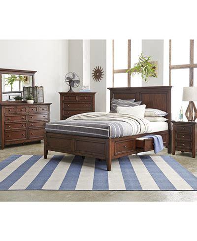 Matteo Storage Platform Bedroom Furniture Collection