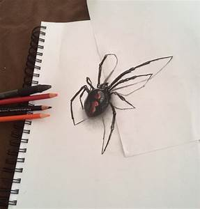 18 Mind Blowing 3D Pencil Drawings