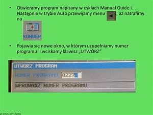 Manual Guide I