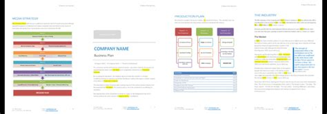 Tv Show Business Plans Templates by How To Write A Film Business Plan Filmdaily Tv