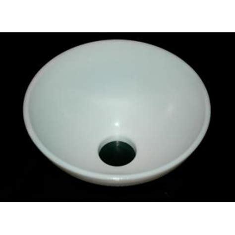 floor l glass shade bowl homeofficedecoration floor l shade glass bowl