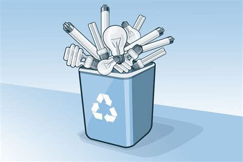 how to dispose of led light bulbs protect yourself and the environment by properly disposing