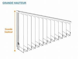 Rideaux Grande Hauteur 350 : store trap ze sur mesure stores ~ Dailycaller-alerts.com Idées de Décoration
