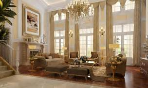 Luxurious Interior Design Luxury Villa Living Room Interior Design
