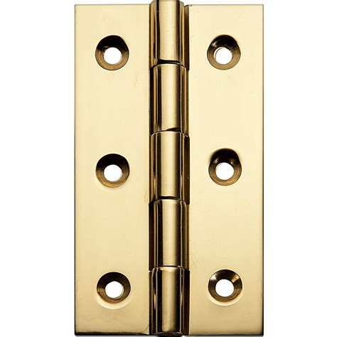 pin hinges for cabinets polished brass fixed pin narrow hinge 2 1 2 quot x 1 3 8