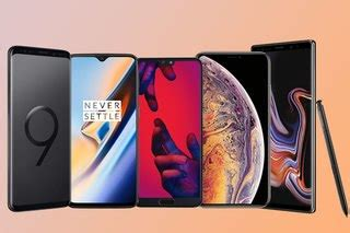 best smartphones 2019 the top phones available to buy today